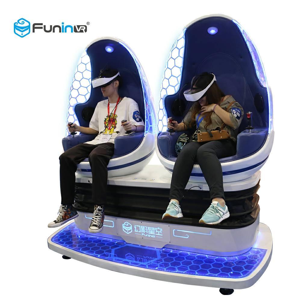 Simulador de realidad virtual de huevo FuninVR 9D VR