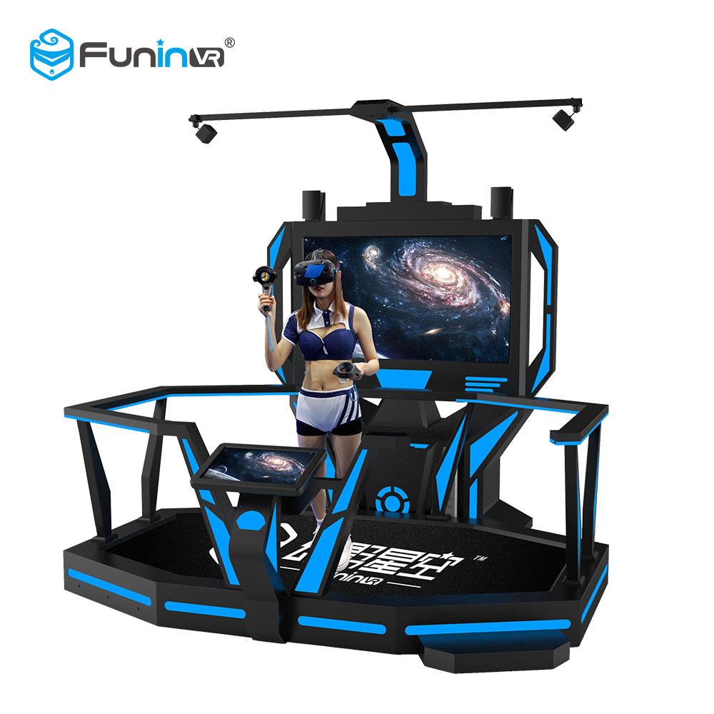 Máquina de juego VR E-Space Walker