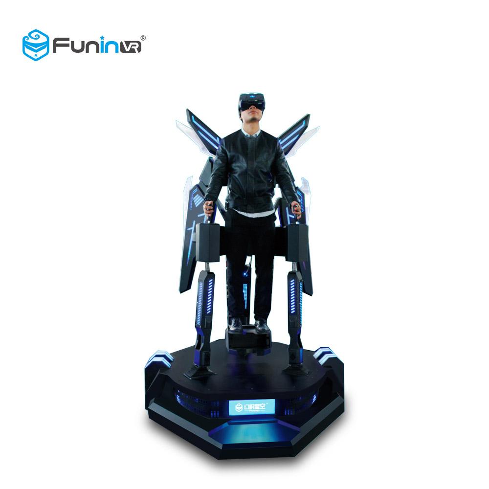 Máquina de juego FuninVR 9D Realidad virtual Eagle Flight VR
