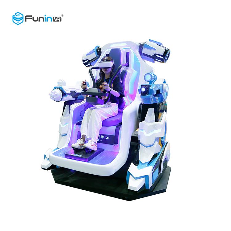 Simulador de realidad virtual de realidad virtual FuninVR 9D