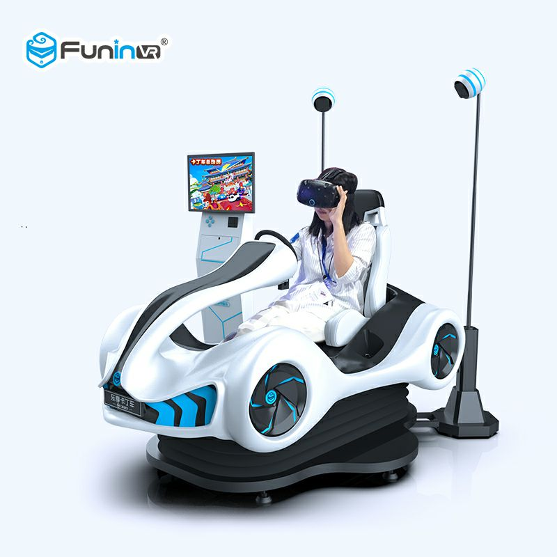 realidad virtual Racing Kart VR