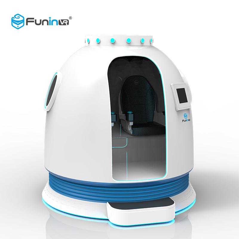 Simulador de nave espacial VR de realidad virtual FuninVR 9D