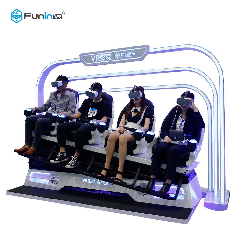 Cine VR de realidad virtual