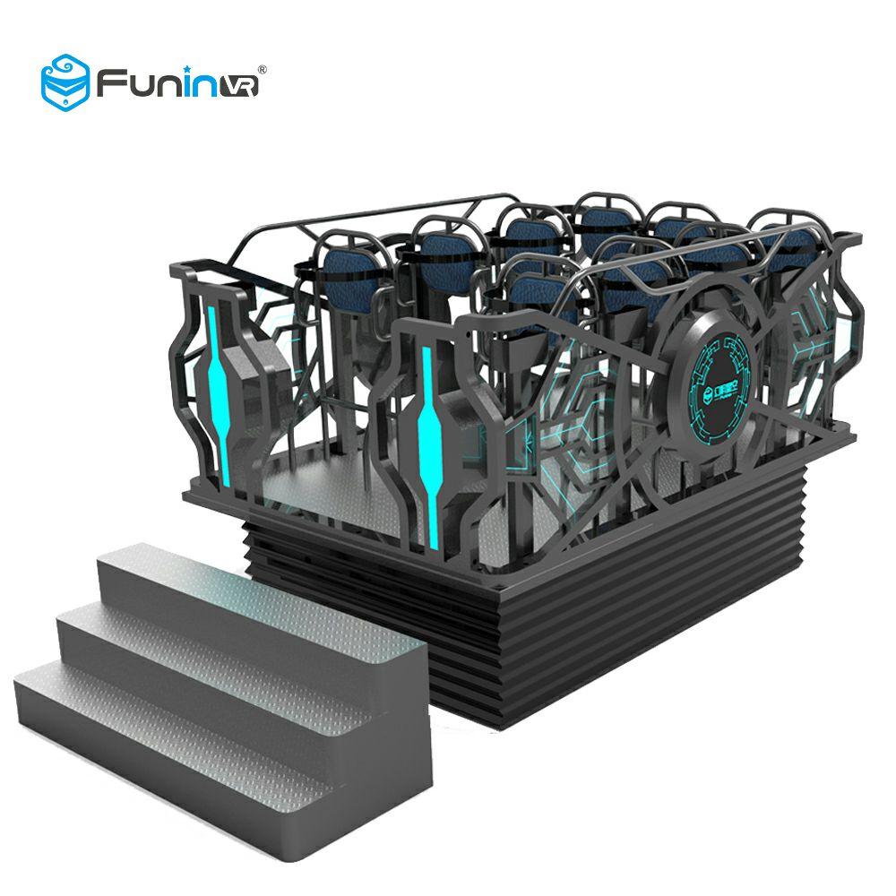 VR earthquake simulator