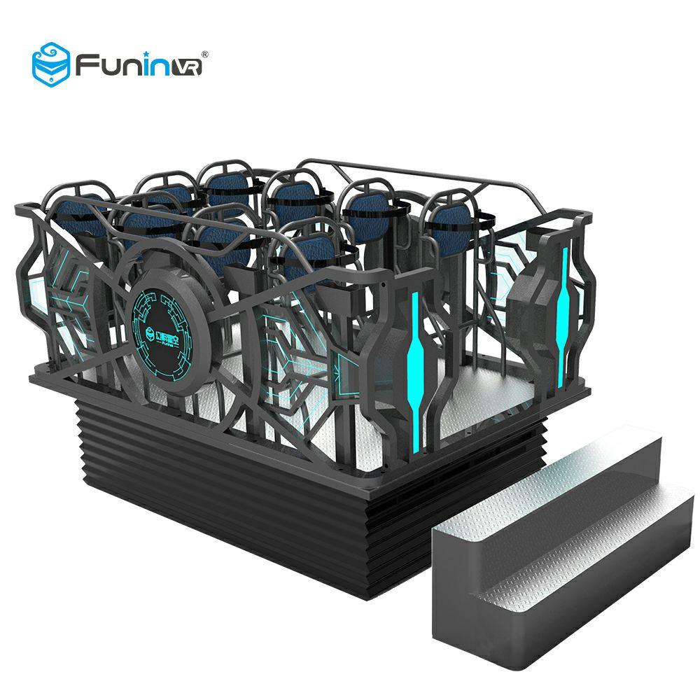 FuninVR 9D Realidad virtual VR Earthquake Simulator