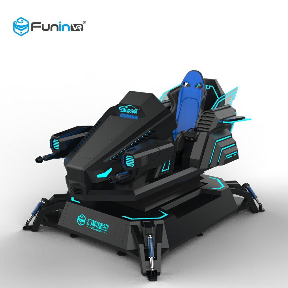 VR racing Car1