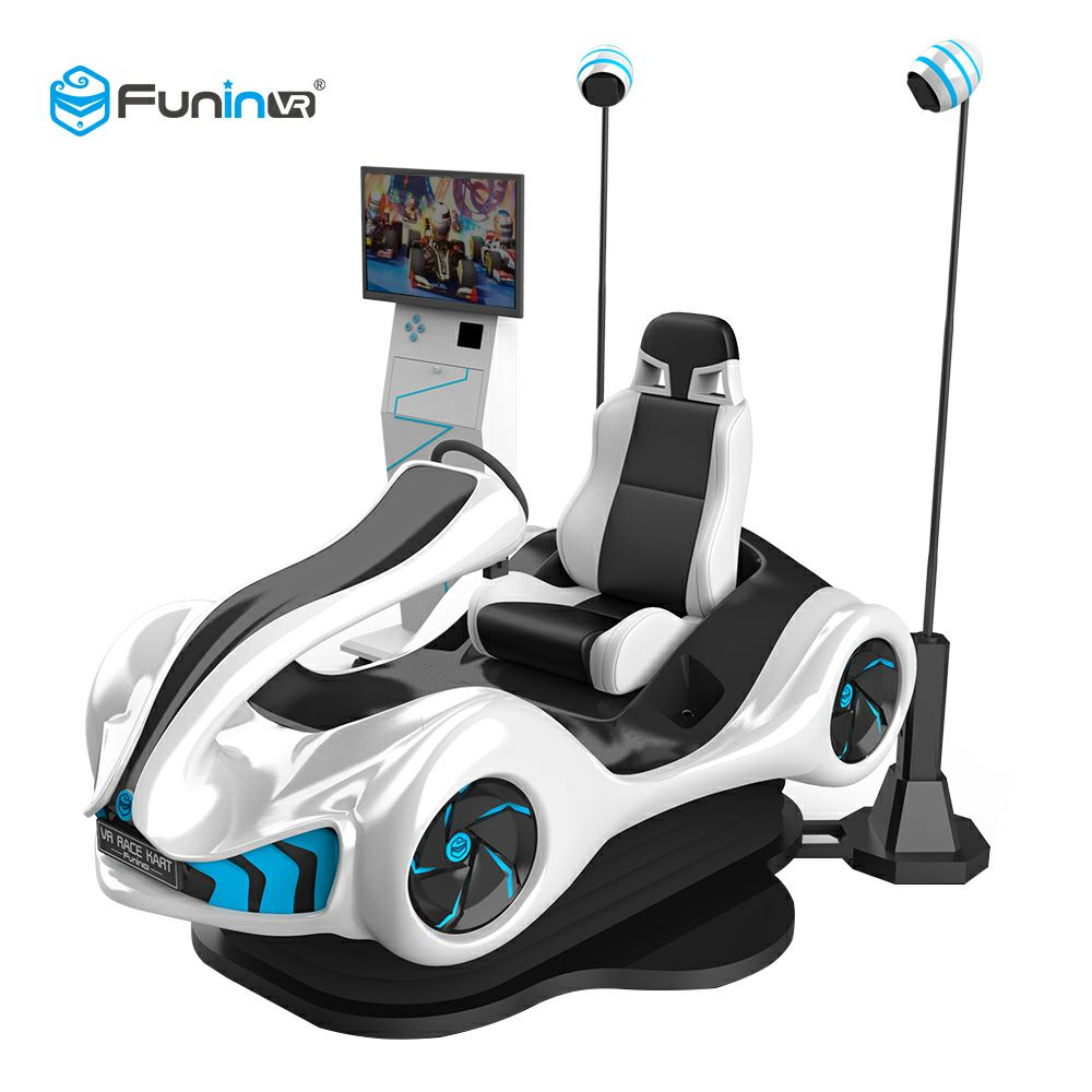 VR rancing kart5
