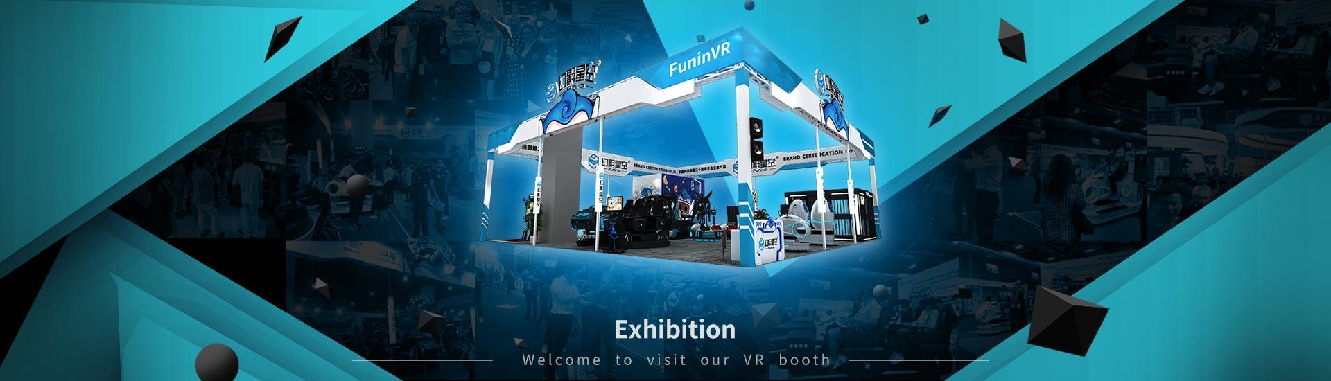 FuninVR Gran espectáculo en Asia Feria VR&AR del 10 al 12 de mayo de 2021