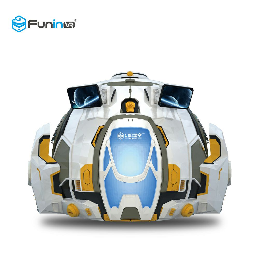FuninVR 9D Realidad Virtual Mini Dome Cinema