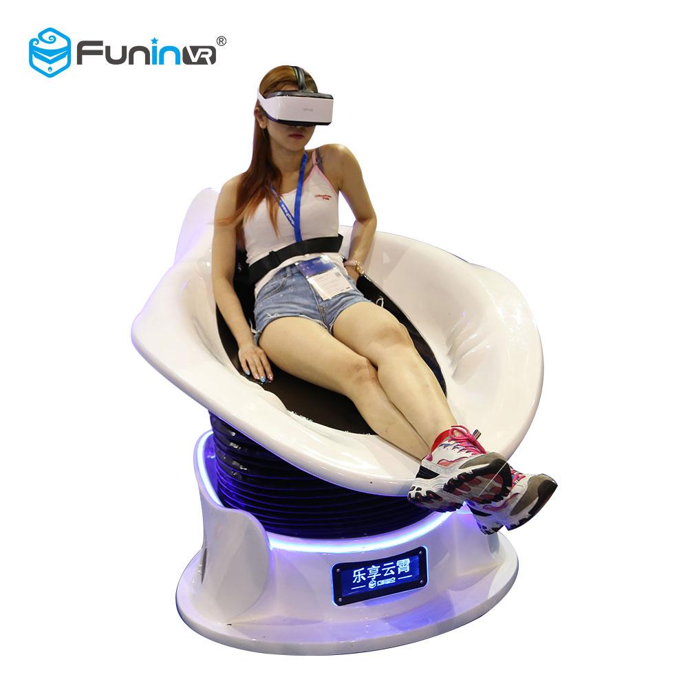 Control deslizante de realidad virtual